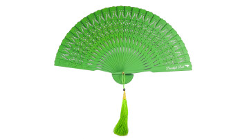 Traditional Fan Color Green image