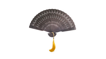TraditionaI Ebony Fan S image