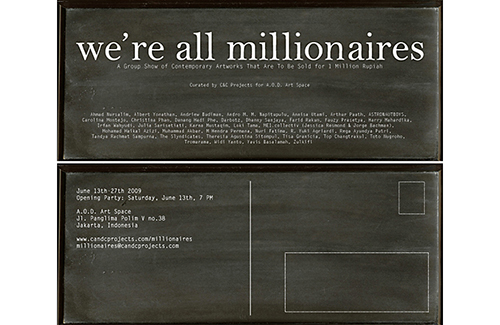 We're All Millionaires