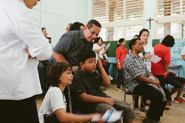 Bakti Sosial IV - Sejuta Kacamata untuk Indonesia - Hari Orang Sakit Sedunia image
