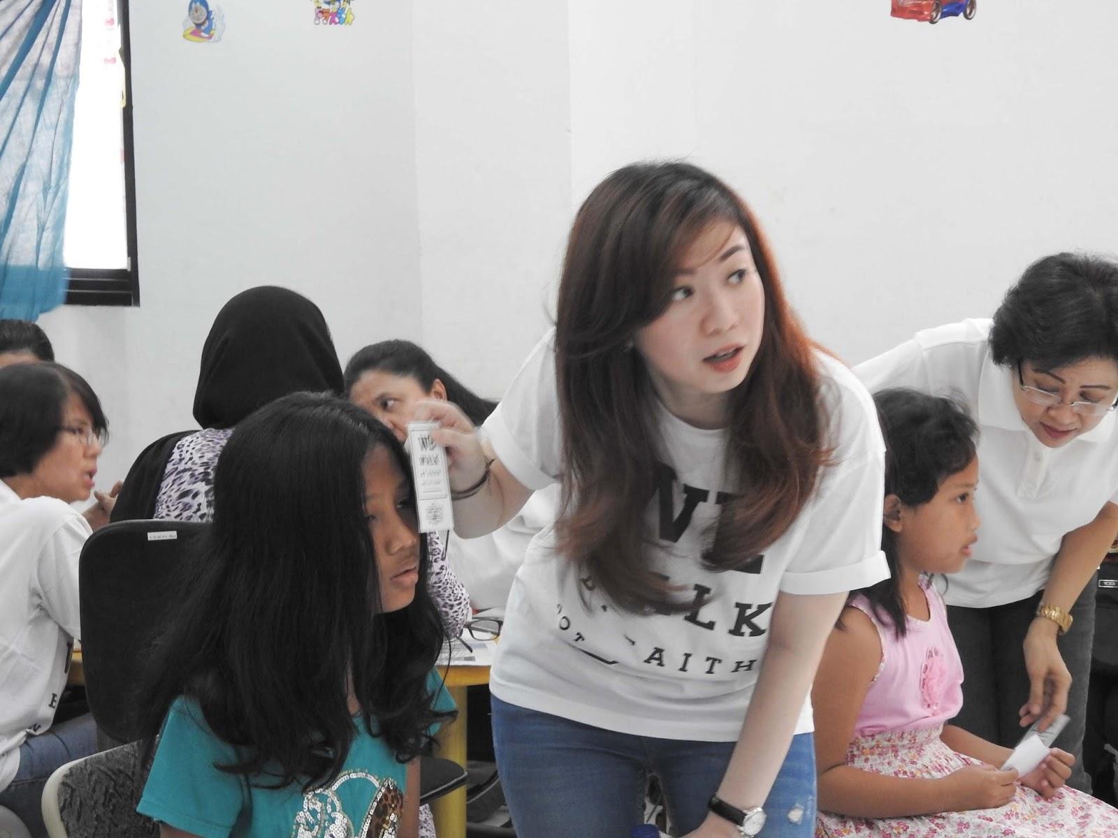 Bakti Sosial VII - 1000 Mata Anak Bangsa Melihat Terang - Rusunawa Pulo Gebang, Jakarta Timur image