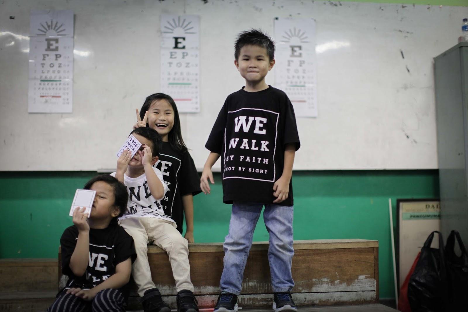 Bakti Sosial IX - 1000 Mata Anak Bangsa Melihat Terang - Kampung Duri image