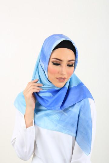 Kara Scarf Blue image