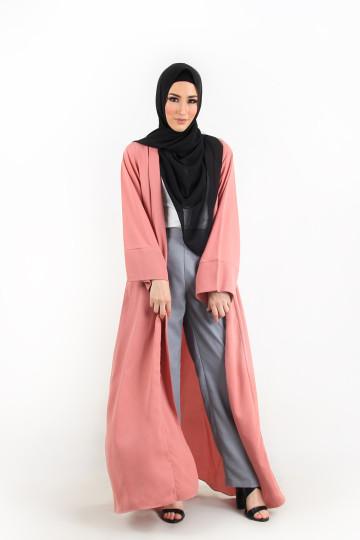 Sahar Abaya Pink image