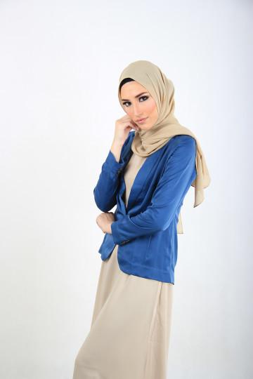 Hafsah Blazer Blue image