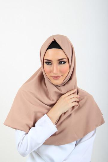 Amal Instant Hijab Beige image