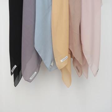 Cotton Voal Series (6 colors) image