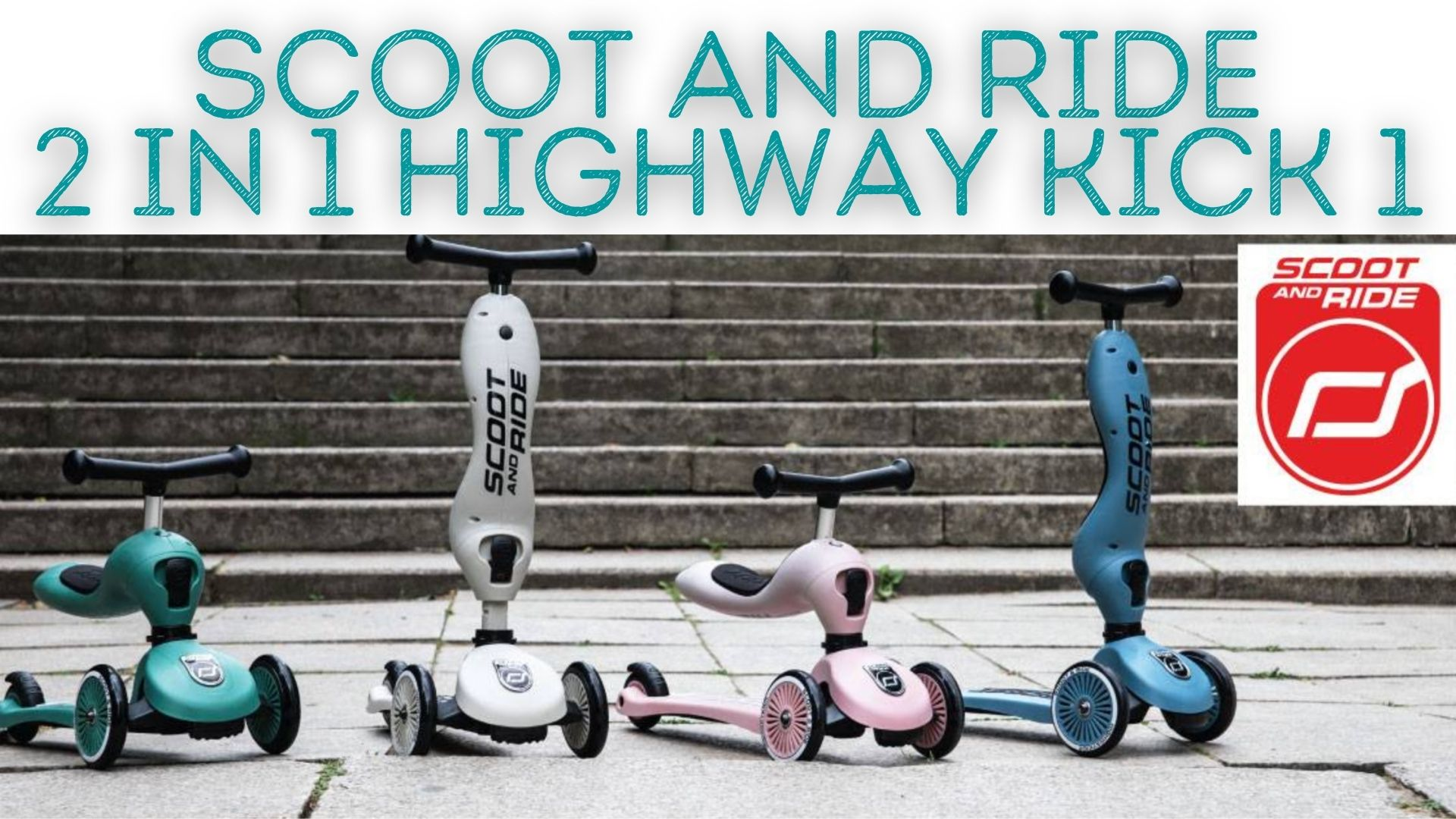 SCOOT HIGHWAY KICK 1 image