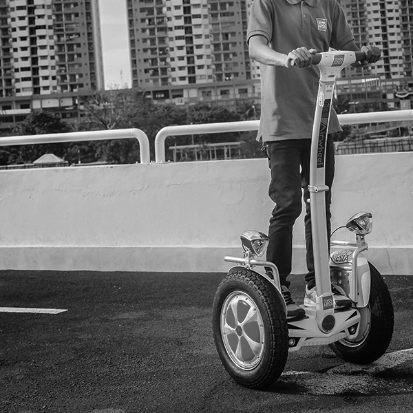 RENTAL AIRWHEEL S3