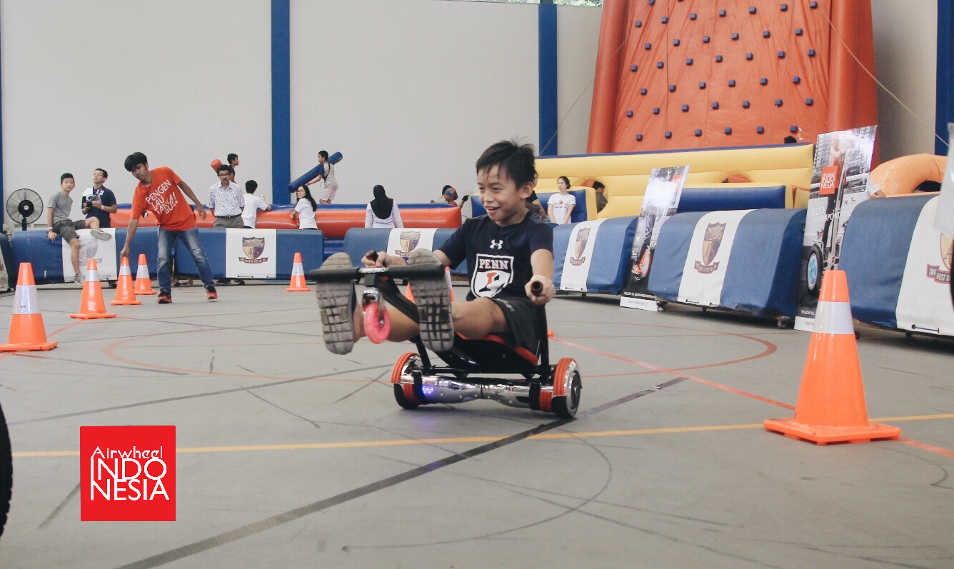 Airboard Kart - ACS International School 01