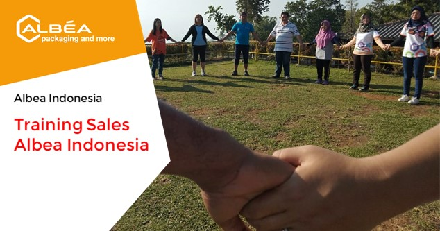Training Sales Albea Indonesia image
