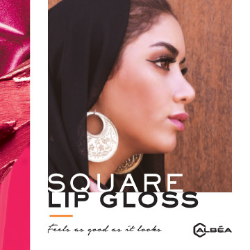 Square Lip Gloss LC-003