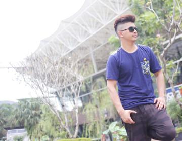 Classic Azura T-Shirt Navy