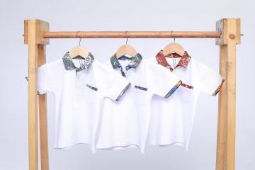 Polo Pocket Kids White