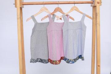 Luna Raffles Dress Kids