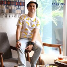 BANANA Tshirt Lengan Pendek