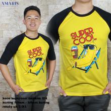 Tshirt Couple Banana - Kaos Banana - Kaos Couple - Amaris Fashion