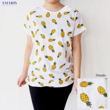 Tshirt Kalong PINEAPLE - Kaos Murah - Amaris