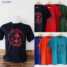 Tshirt Cowok Murah - Kaos Oblong Atasan Pria - Amaris
