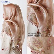 Amaris Fashion - Jilbab Organza Payet - Hijab Pesta Murah