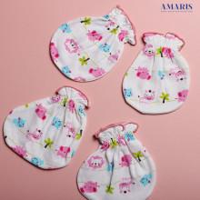 Amaris Fashion - Aksesoris Bayi - Slaber dan Sarung Tangan dan Kaki Bayi - Murah