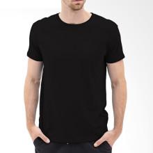 Amaris Fashion - Kaos Oblong Hitam Polos - Kaos Atasan Pria