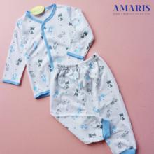 Amaris Fashion - Baju Piyama Bayi - Setelan Baju Bayi - Baju Tidur Bayi