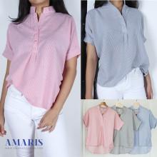 Amaris Fashion - Blouse Kemeja Joan - Blouse Atasan Kemeja Wanita