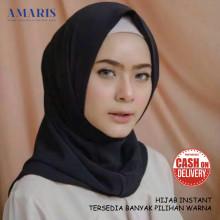 Amaris Fashion - Hijab Instan - Jilbab Instan Mudah Dipakai - Hijab Instan Murah