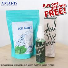 Amaris Fashion - Paket Perawatan Rambut Hemat dan Murah - Hairtonic dan Hairmask - Promo Special