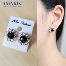 Amaris Fashion - Anting Korea - Anting Wanita Import - Pearl Earring - Anting Mutiara