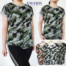 Amaris Fashion - Kaos Kalong - Batwing Tshirt - Kaos Army Wanita