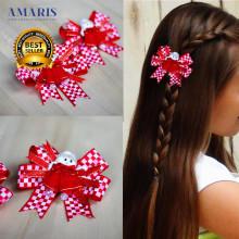 Amaris Fashion - Jepitan Anak Kotak2 - Jepitan Rambut Anak Gambar Boneka - Aksesoris Rambut