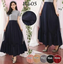 Amaris Fashion - Rok Tutu Megan All Size - Rok Pesta - Tutu Skirt