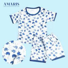 Amaris Fashion - Setelan Bayi 3-12 Bulan - Baju Bermain Bayi - Piyama Bayi