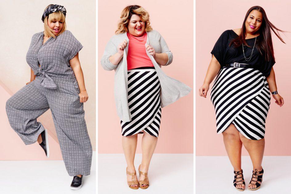 Intip Yuk Gaya Berpakaian Buat 'Plus Size' Biar Kamu Lebih Percaya Diri