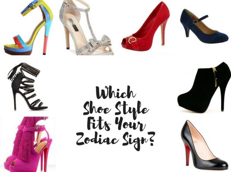 Kira-Kira Zodiak Kamu Cocok Make Sepatu Model Apa Sih? Cari Tahu di Sini Yuk!