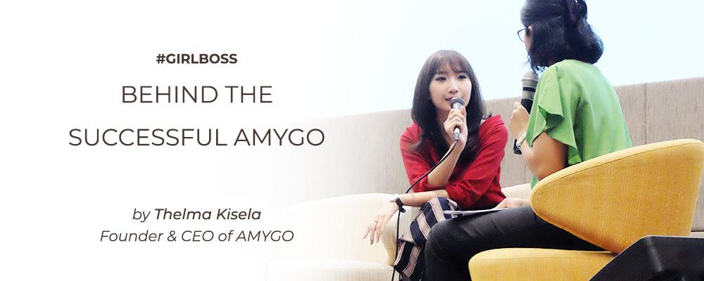 Behind The Successful Amygo image