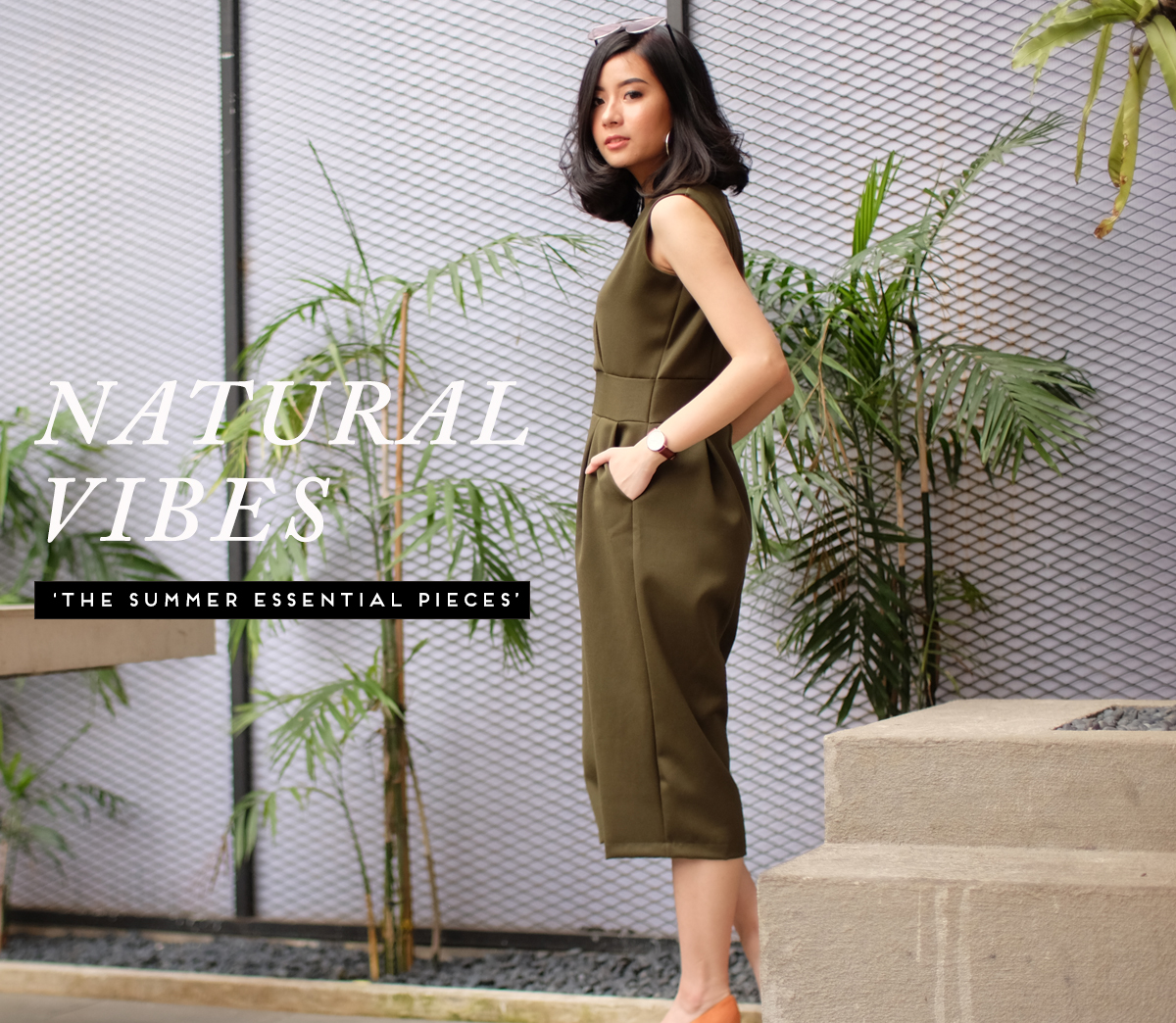 Natural Vibes- Spring 2017