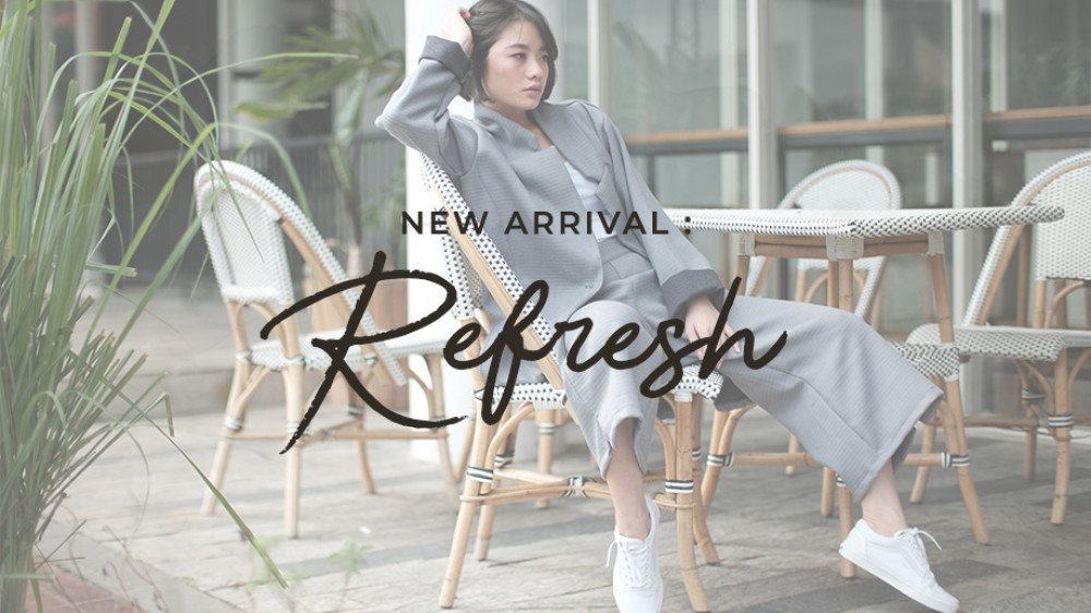 Refresh - Exclusive Holiday Collection