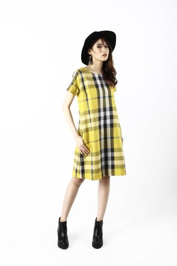 Bia Tartan Dress-