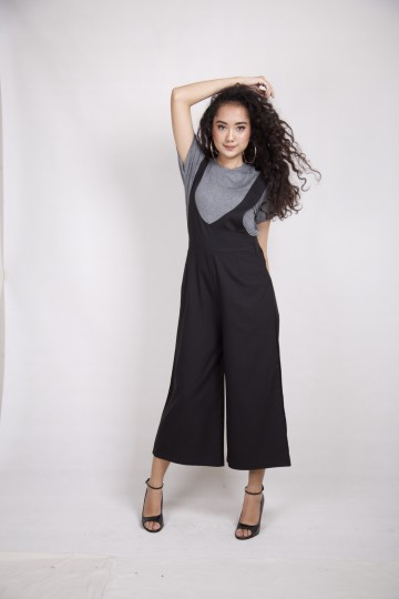Billiza Jumpsuit in Black