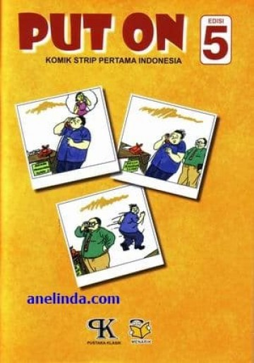 PUT ON EDISI 5 (KOMIK STRIP) image