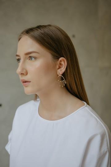 Hello Earrings