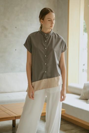 Grey Finn Shirt