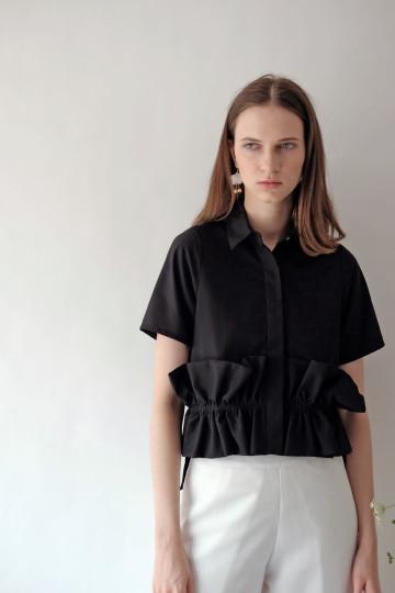 Black Dune Shirt
