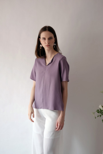 Lavender Blair Top