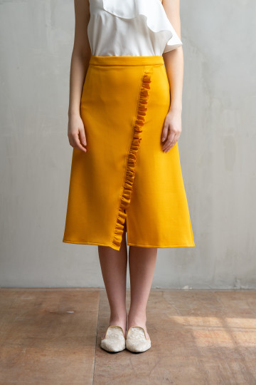Yellow Dawn Skirt