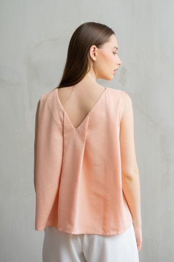 Peach Laurel Top