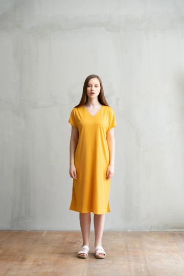 Yellow Reese Dress